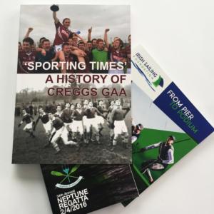 Printed Sports Brochures