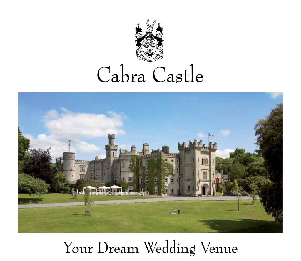 Cabra Castle: Brochure Printing