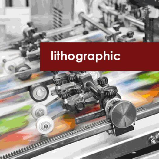 litographic